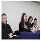 Imagen Mesa redonda Patrimonio en Chile: Visiones y contexto, organizada por el Magíster en Arte y Patrimonio.