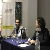 Imagen MAGÍSTER EN ARTE Y PATRIMONIO REALIZÓ CONFERENCIA INAUGURAL